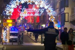 College releases statement about students in Strasbourg at time of fatal shootings