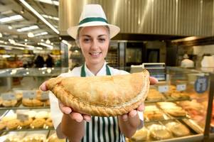 Morrisons selling three course Christmas dinner - inside a PASTY
