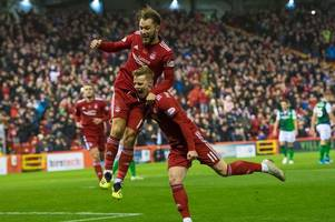 is this the rebirth of stevie may? aberdeen striker emerges from dark times at pittodrie