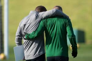 leigh griffiths has celtic's full support as brendan rodgers insists striker must put his health first