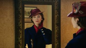 Mary Poppins Returns exists to remind you of Disney's original
