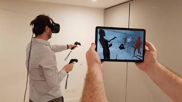 viewr launches to make vr games a shared experience, giving observers a window into the vr world