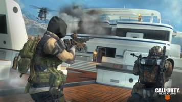 big black ops 4 update, operation absolute zero, out now on ps4