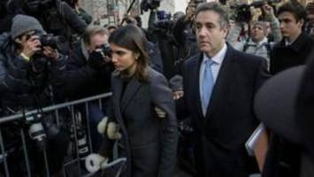 Ex-Trump lawyer Michael Cohen jailed for three years