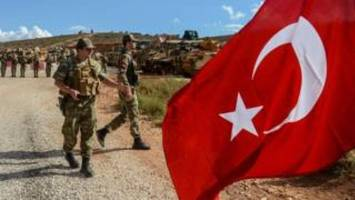 Syria war: Turkey warns of fresh anti-Kurd offensive in north