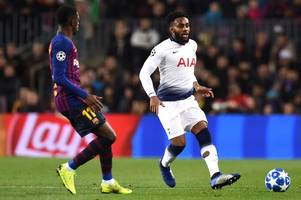 jermaine jenas names the one tottenham player who was 'absolutely sensational' in barcelona draw