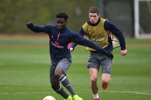 the seven arsenal youngsters promoted by unai emery ahead of qarabag clash