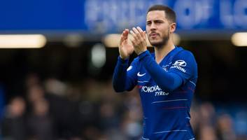 eden hazard: why it's finally time for chelsea's talisman to make the switch to real madrid
