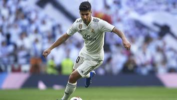 tottenham reportedly make approach to sign real madrid star marco asensio in january
