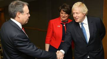 jon tonge: tory no confidence vote solved nothing - just a spectator sport for the dup