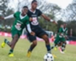 Gift Williams inspires Nigeria to defeat Zimbabwe in COPA Coca-Cola African Cup