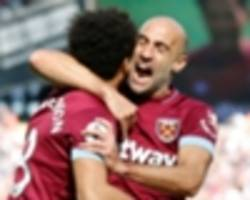 Man City legend Zabaleta waiting on West Ham offer but has no plans to retire