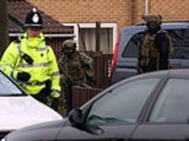 elite sas troops joined police in raid to bust christmas terror plot'