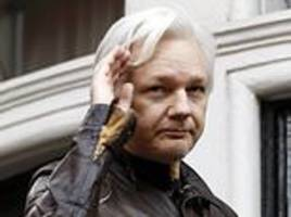 julian assange is forced to abide by new rules to stay at london embassy