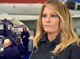 melania trump brushes off critics and says she tries to do what is 'right' in sean hannity interview