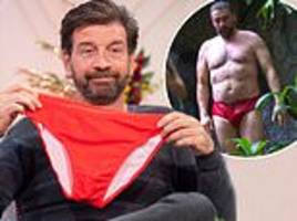 Nick Knowles reveals he has put infamous red pants he wore on the show up for AUCTION