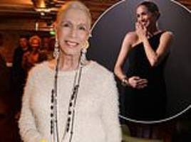 royal author lady colin campbell 'could be making meghan her next target'