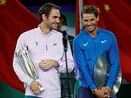 Bjorn Borg delighted Roger Federer and Rafael Nadal will team up at the Laver Cup