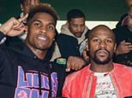 jermall charlo issues warning to canelo alvarez as he trains with twin brother jermell