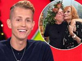 i'm a celebrity's james mcvey hints he might propose to girlfriend kirstie