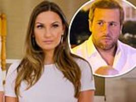 the mummy diaries: sam faiers has a furious row with beau paul knightley