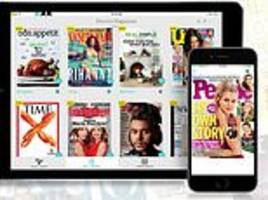 Is Apple launching a Spotify for magazines? Texture app 'to be rebranded' within Apple News