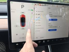 A quirky French SUV you've probably never heard of has a dashboard strikingly similar to the one in Tesla's Model 3 — take a look (TSLA)