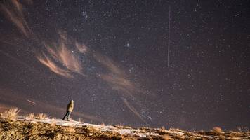 geminid meteor shower: where, when and how to see it