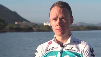 team sky: chris froome, sir dave brailsford and geraint thomas react to sponsorship withdrawal