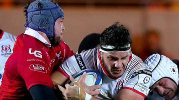 European Rugby Champions Cup: Ulster v Scarlets (Fri)