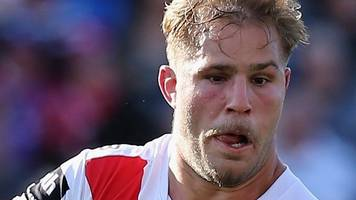 NRL player De Belin charged with sexual assault