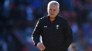 Rugby World Cup 2019: Wales to visit Turkey and Switzerland for training camps
