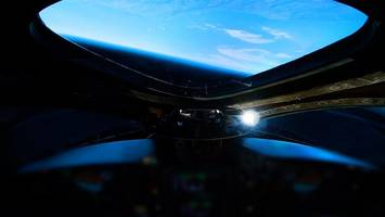 Virgin Galactic's SpaceShipTwo Reaches Space for the First Time