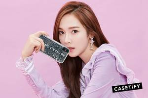 casetify launches its latest collaboration blanc & eclare x casetify with jessica jung