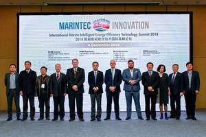 marintec china unveiled first marintec innovation conference in shanghai