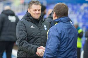 ex-burton albion striker and birmingham city manager bookmakers' favourite for bristol rovers job