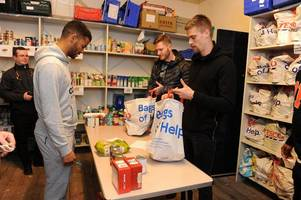 this is where your nearest foodbank is