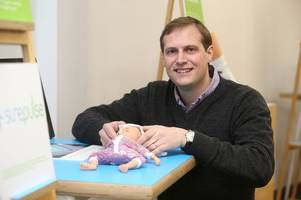 Medical device created in Nottingham could save thousands of babies born not breathing