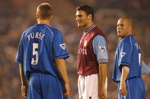 the rise and fall of alpay Özalan at aston villa: from a brawl with david beckham to effigies hanging in birmingham