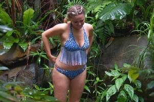 i'm a celebrity's emily atack makes pledge about her body after leaving jungle