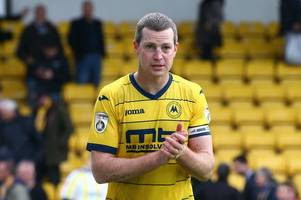 Aaron Downes returns to Torquay United as assistant manager