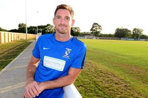 cleethorpes town aiming to give home fans something to cheer against ossett