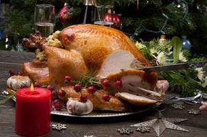 Save £20 on a Waitrose Christmas turkey - but you'll have to be quick