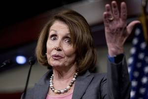 Pelosi Agrees To Term Limits For House Leaders To Secure Speakership
