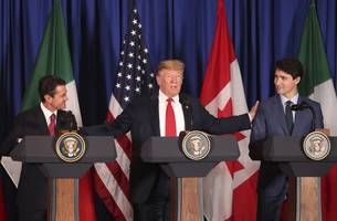 trump claims mexico will pay for border wall via trade deal