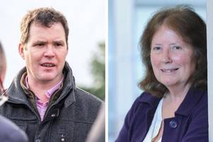 these are the two new welsh government ministers