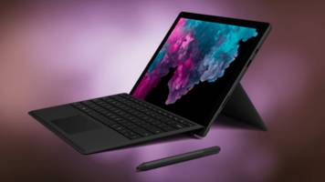 Amazon has the Surface Pro 6 on sale for $300 off, a better deal than Best Buy
