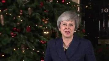 British PM Theresa May says she will quit before next election in 2022