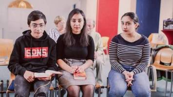 dutch church now at 6 weeks of non-stop service to block family's deportation