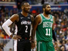 kyrie irving, boston celtics finally finding groove in east